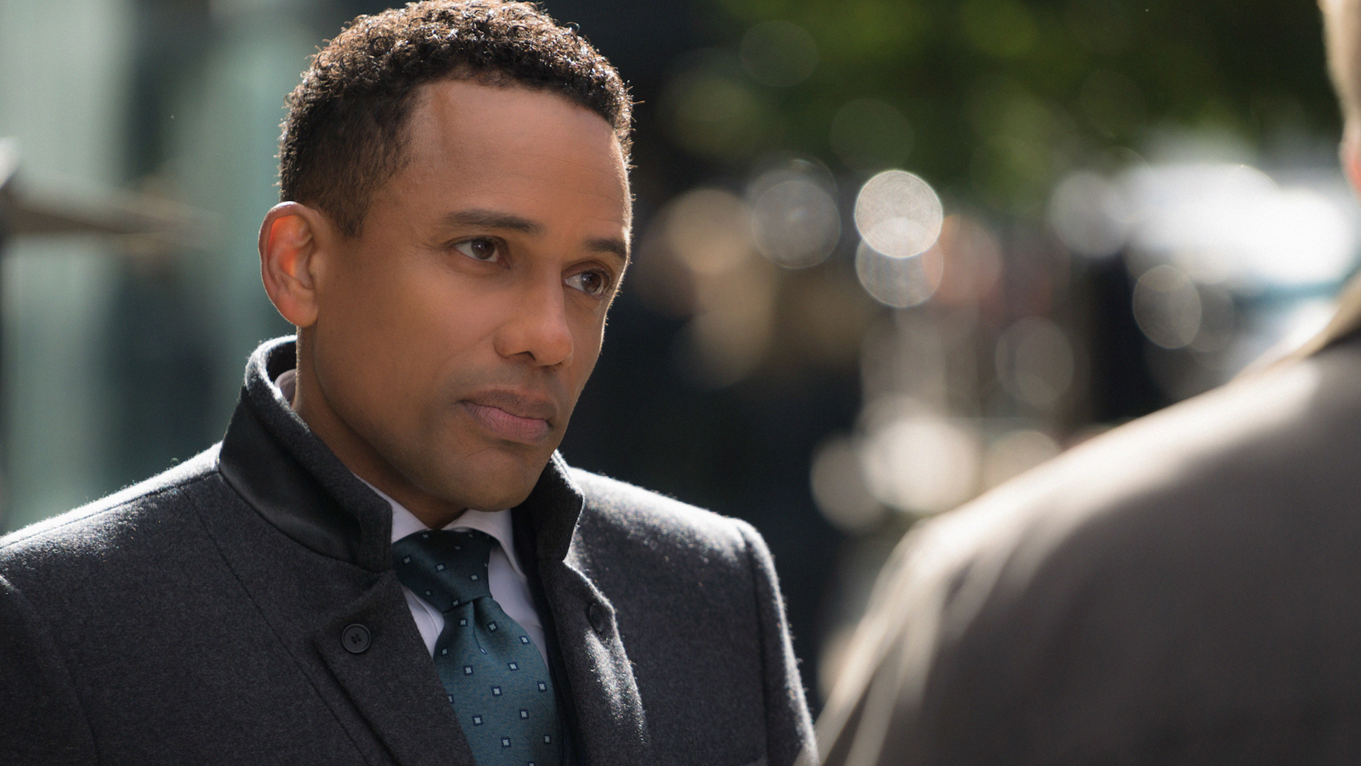 Hill Harper as Agent Spelman Boyle