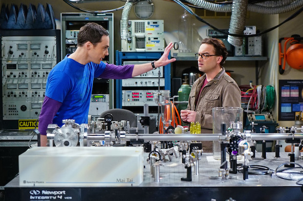 Sheldon and Leonard debate solutions