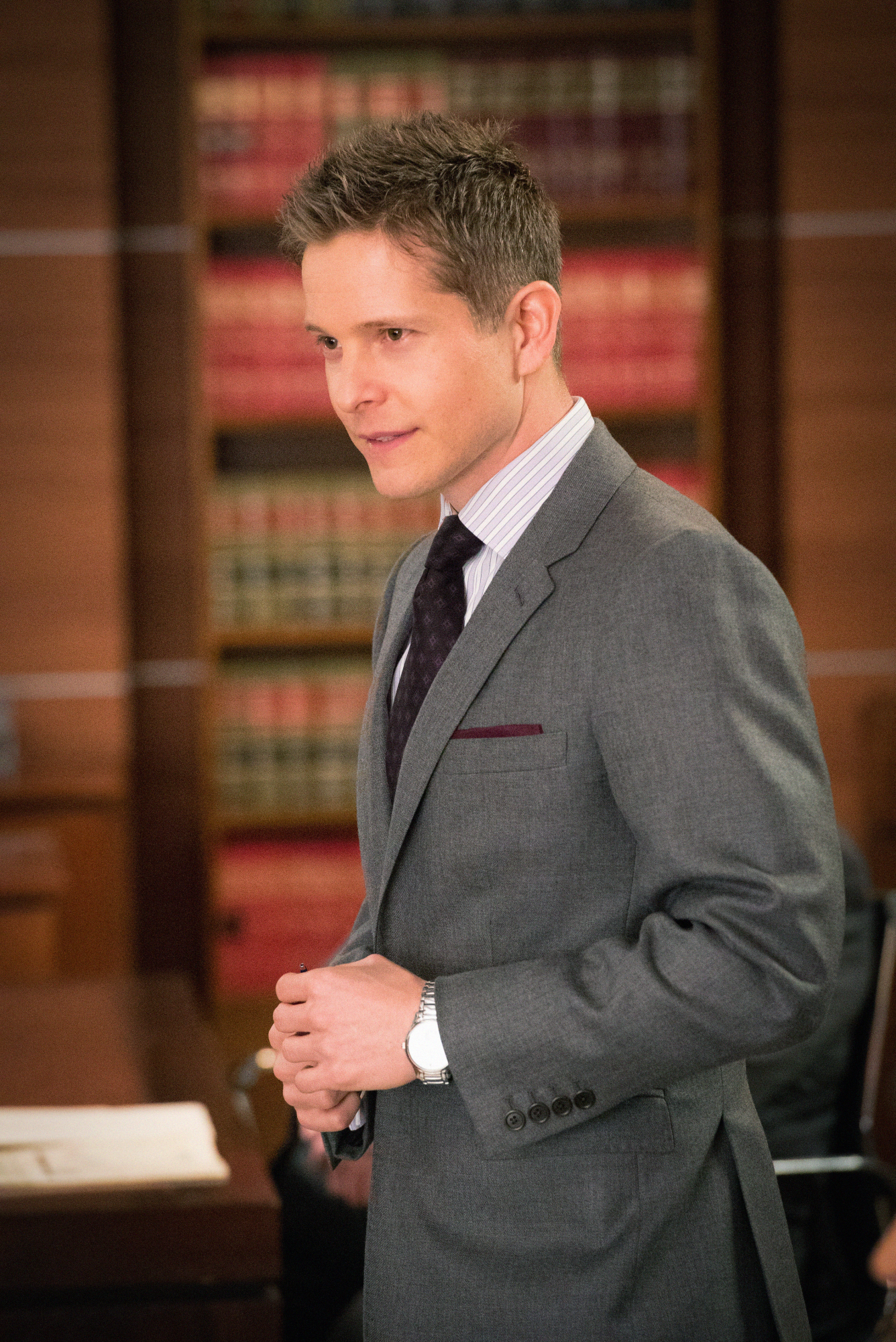 Matt Czuchry as Cary Agos