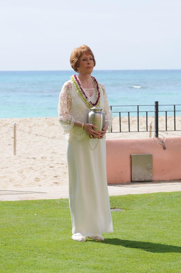 Carol Burnett as Deb McGarrett