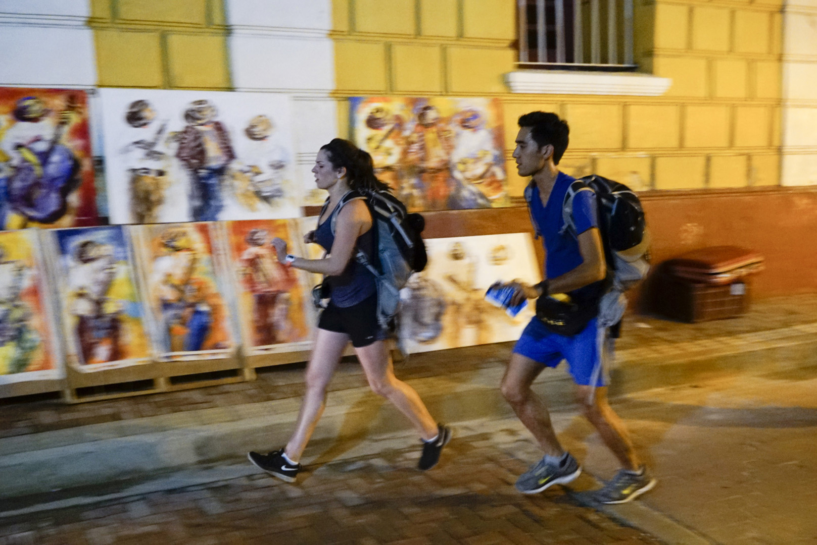 3. What has been the biggest thing you have learned from being on The Amazing Race?