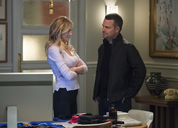 Chris O'Donnell as G. Callen and Bar Paly as Anastasia