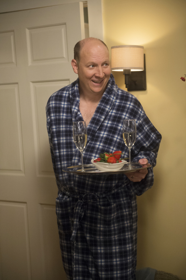 Tim has a romantic surprise for his wife, Heather.