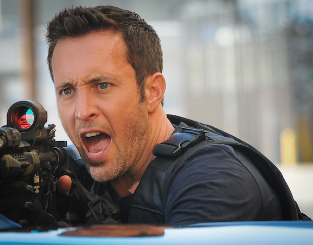 Alex O'Loughlin as Steve McGarret