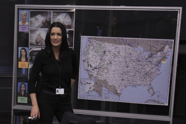 Emily Prentiss returns!