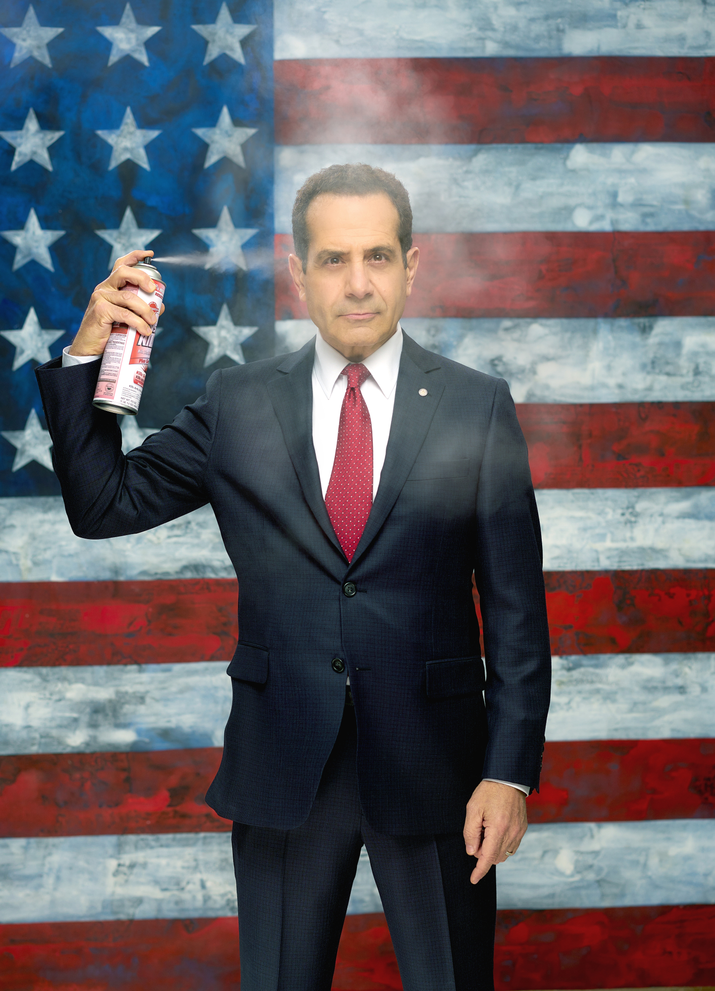 Tony Shalhoub as Senator Raymond