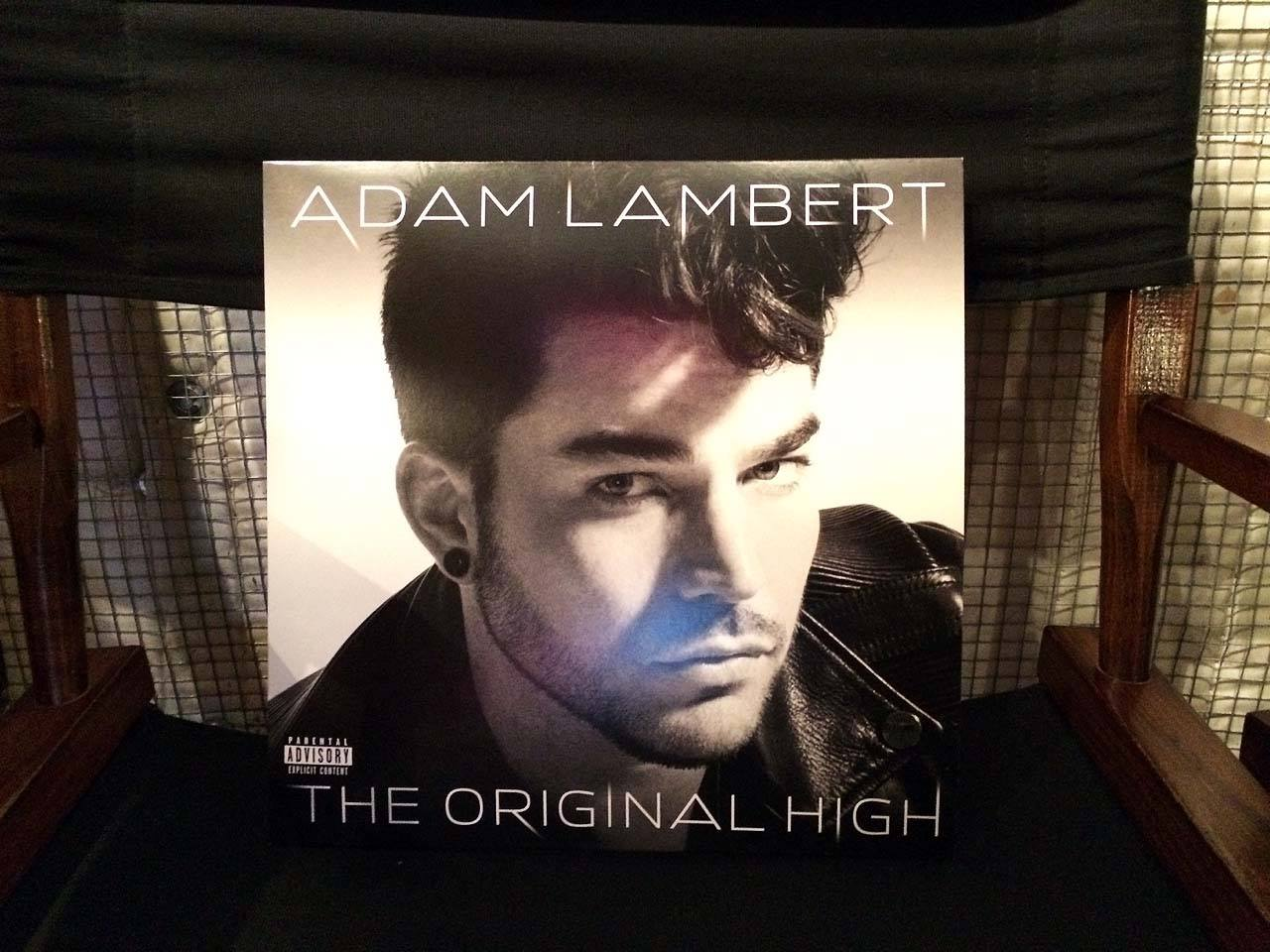 Adam's new album 'The Original High'