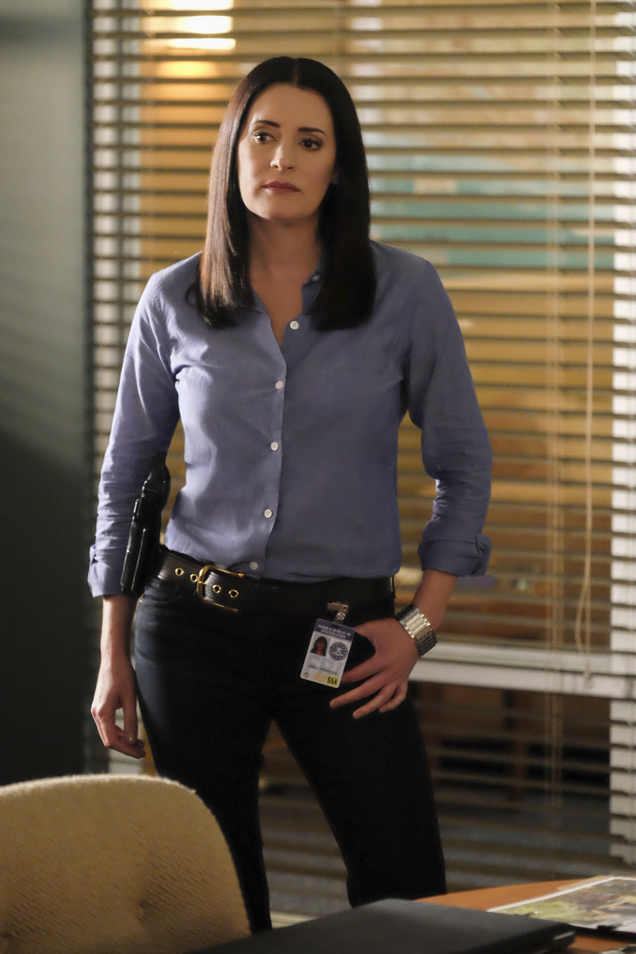Prentiss considers alternative suspects.