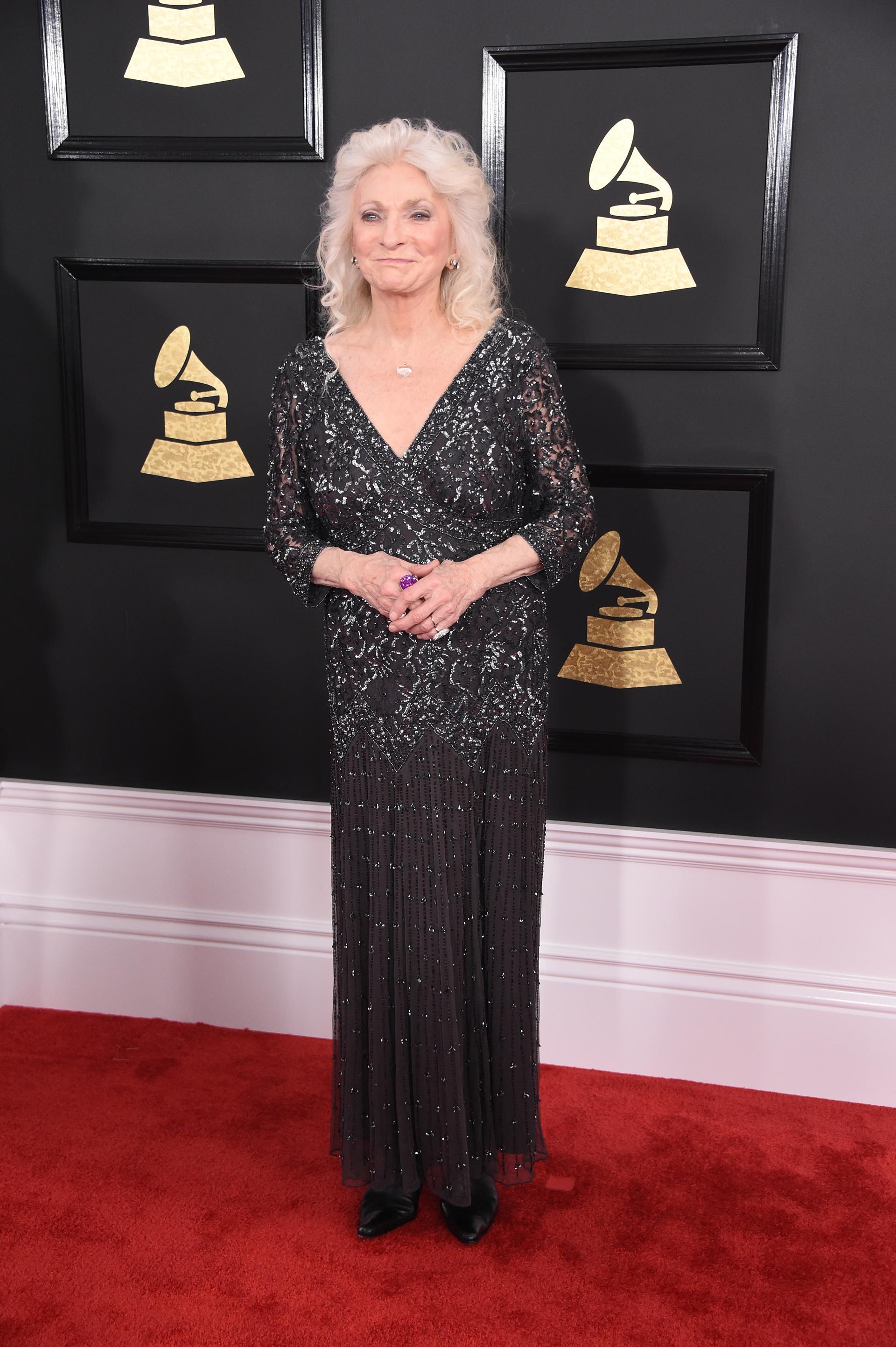 GRAMMYs 2017: Judy Collins