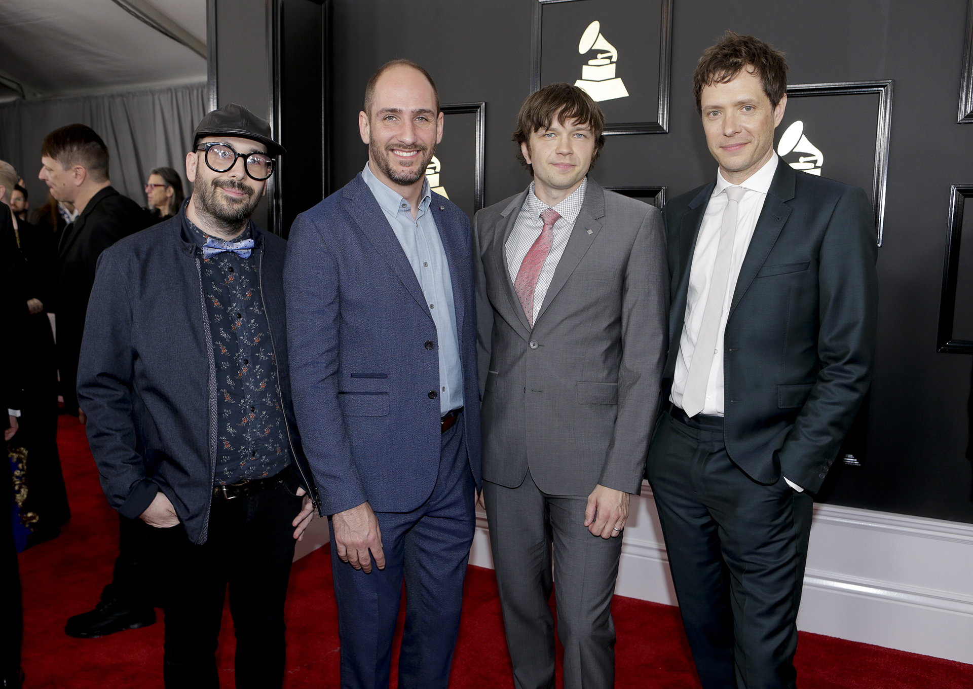 GRAMMYs 2017: OK Go