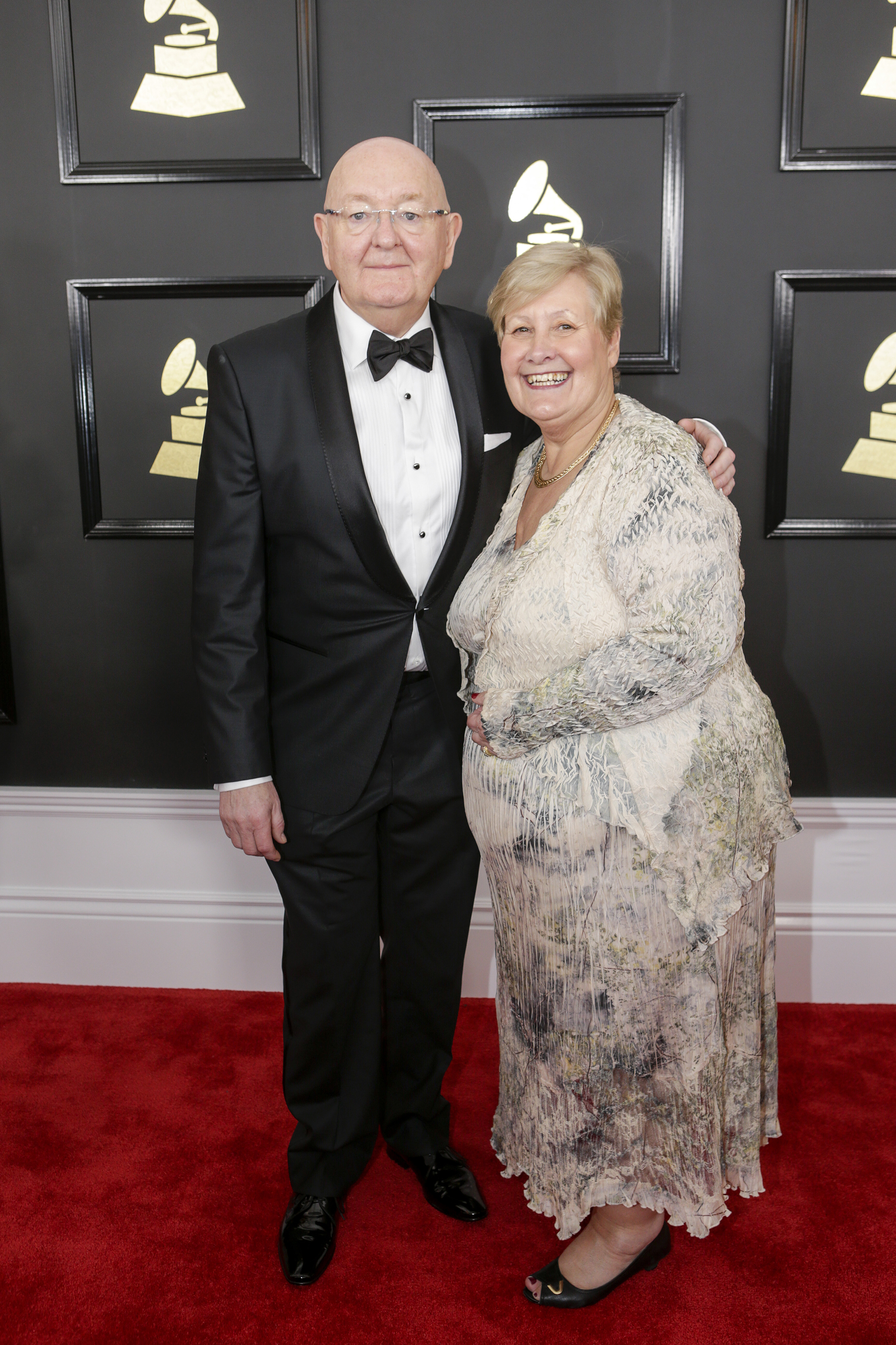 GRAMMYs 2017: Malcolm and Margaret Corden