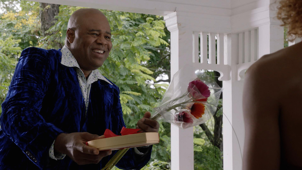 Chi McBride as Captain Lou Grover