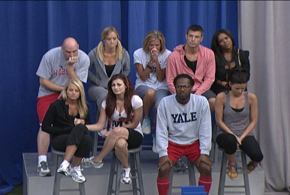 The HouseGuests Wait for America's Vote Results
