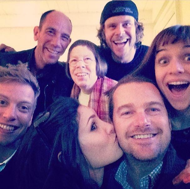 11. The group selfie.