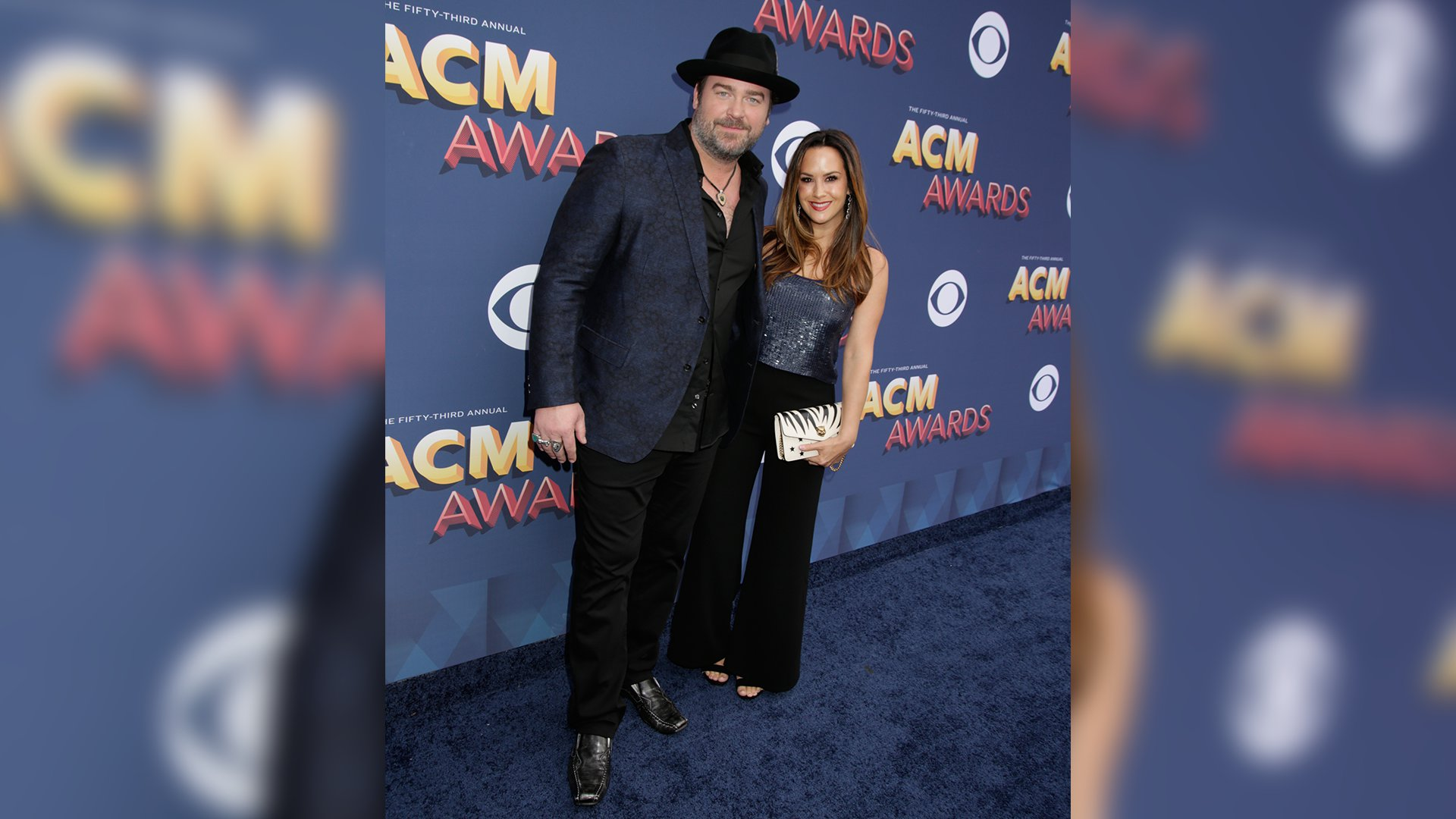 It's always great to see Lee Brice at the ACM Awards.