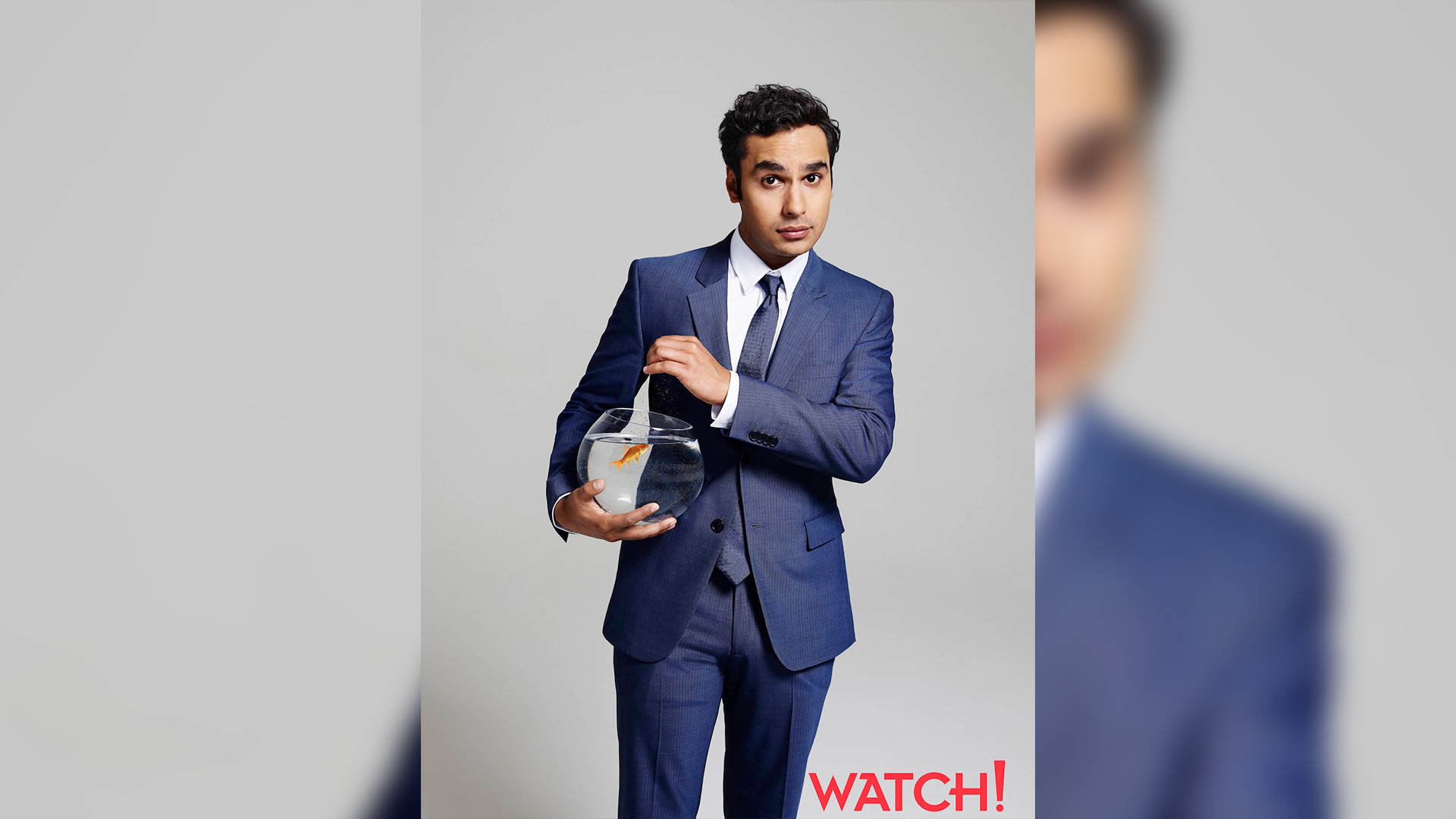 Fun and games with Kunal Nayyar