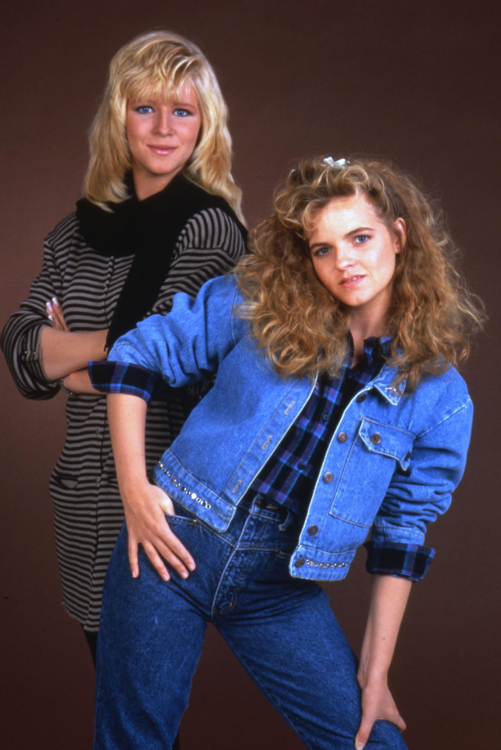Christine and Nina