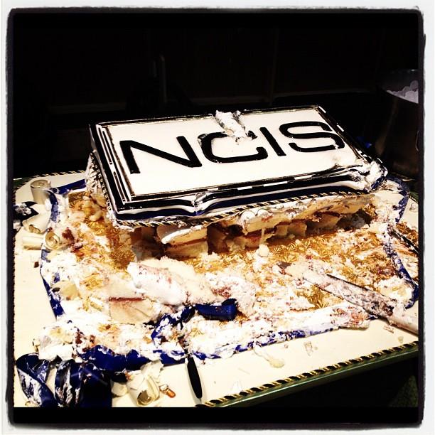 Cake Demolition