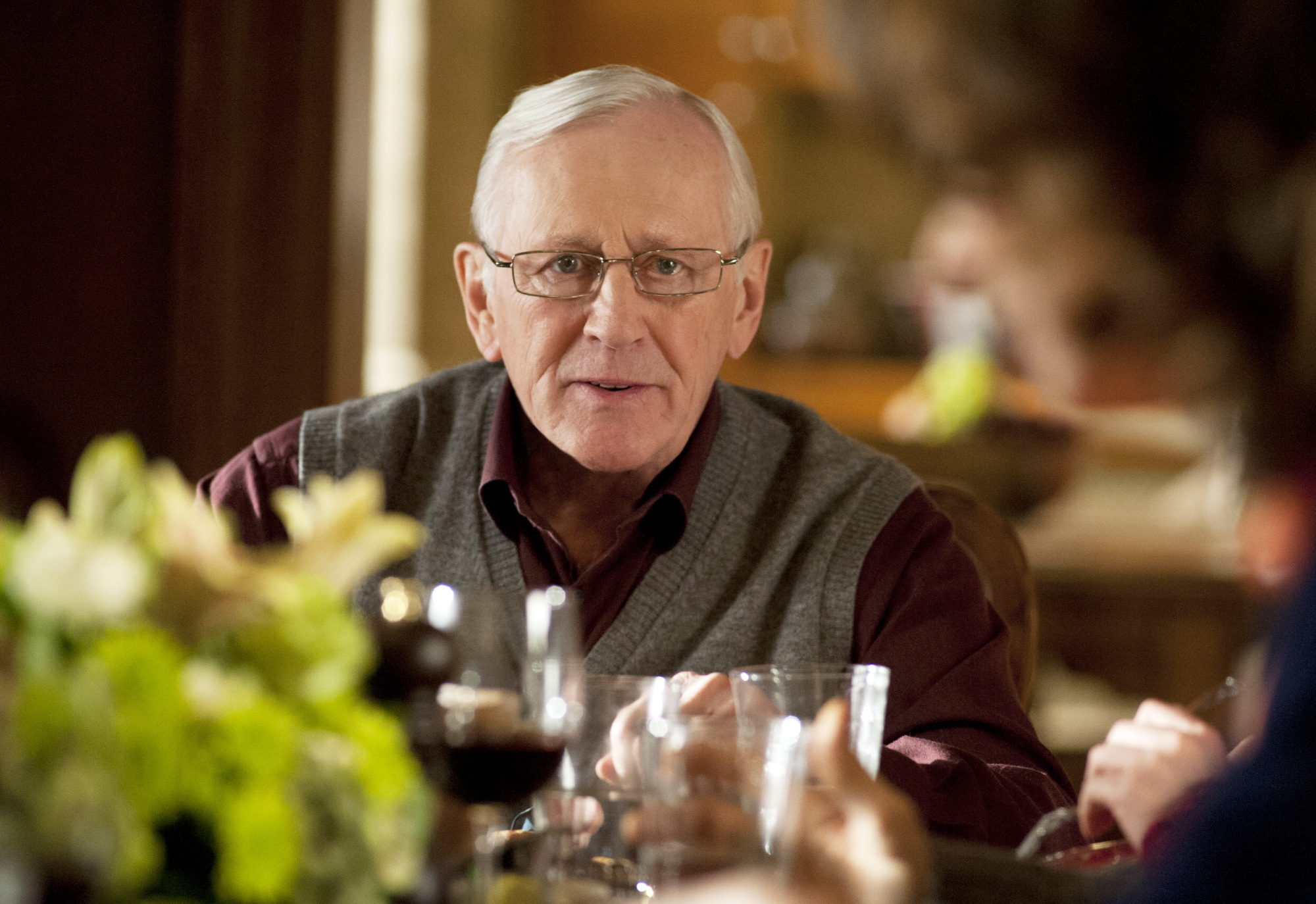 14. Len Cariou has won a Tony Award, a Theater World Award and a Drama Desk Award.