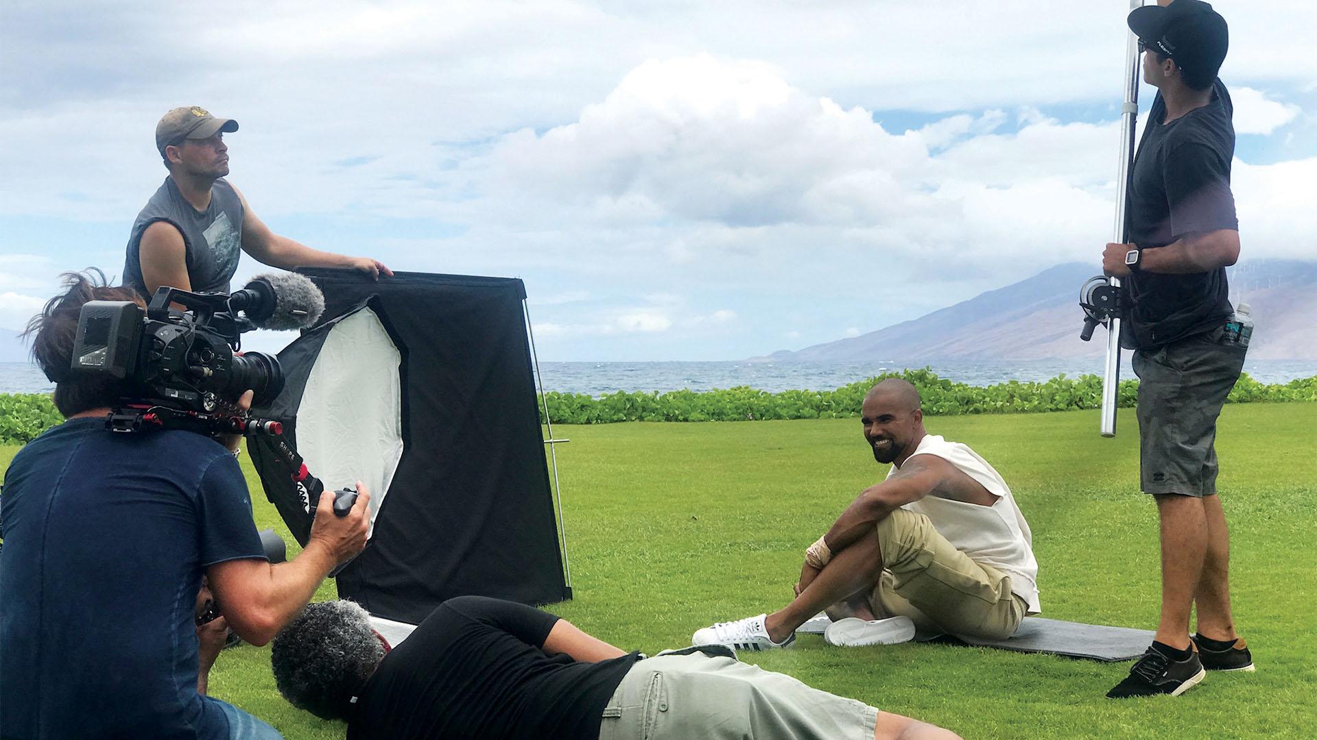 Making the Maui photo magic happen