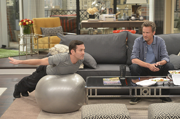Marvelous The 15 Most Iconic Couches In Tv History Recommended Theyellowbook Wood Chair Design Ideas Theyellowbookinfo