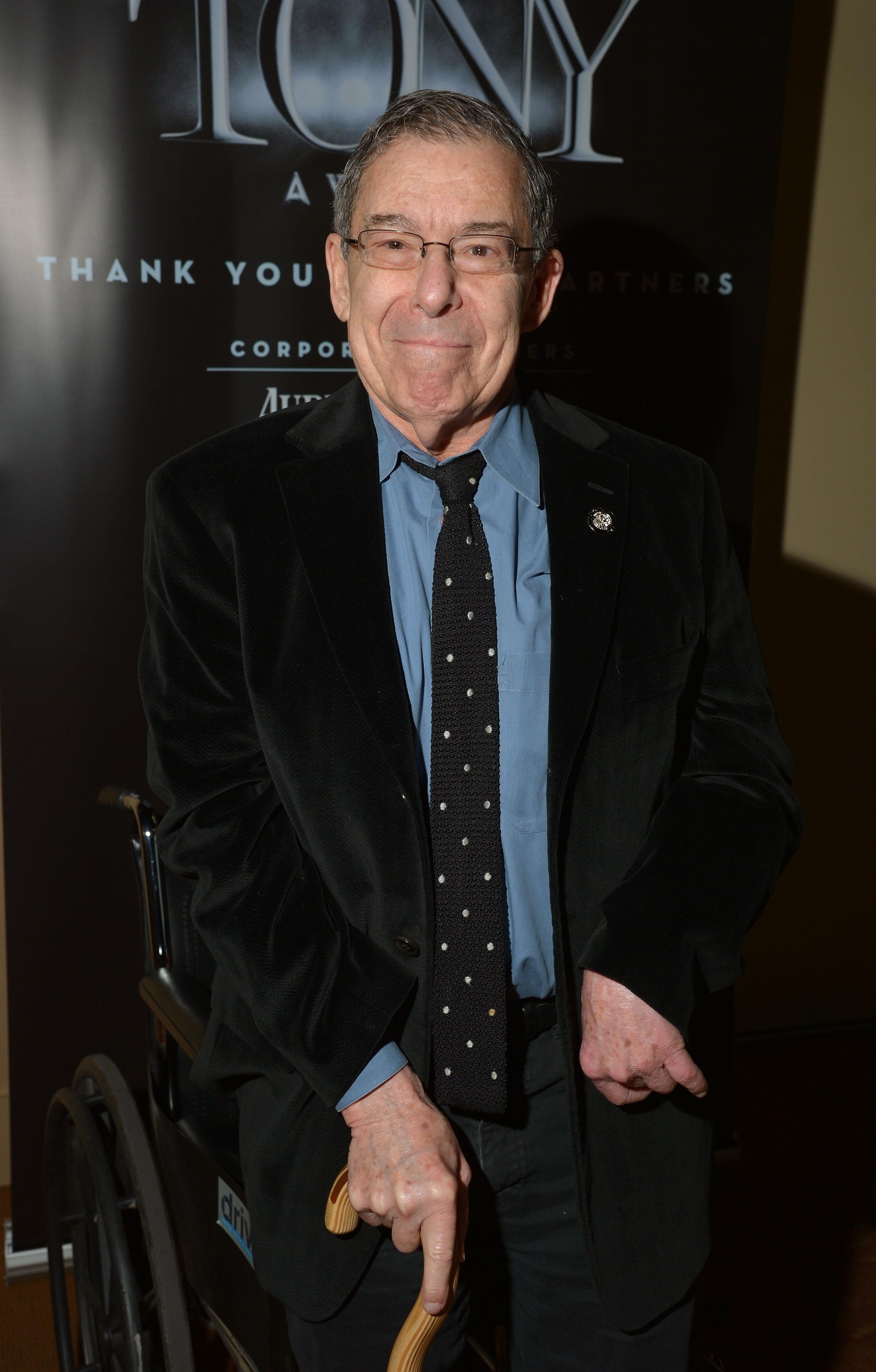 Director Nicholas Martin
