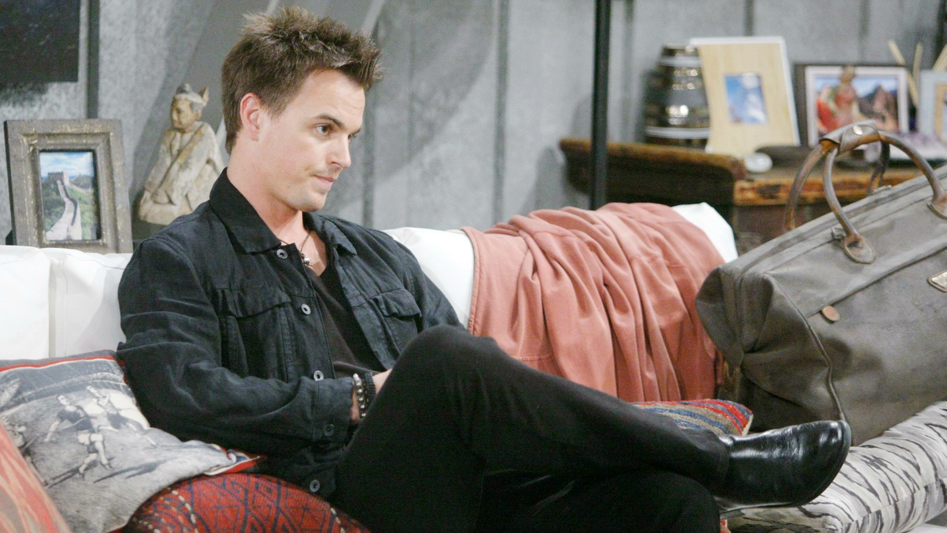 Darin Brooks (Wyatt Spencer)