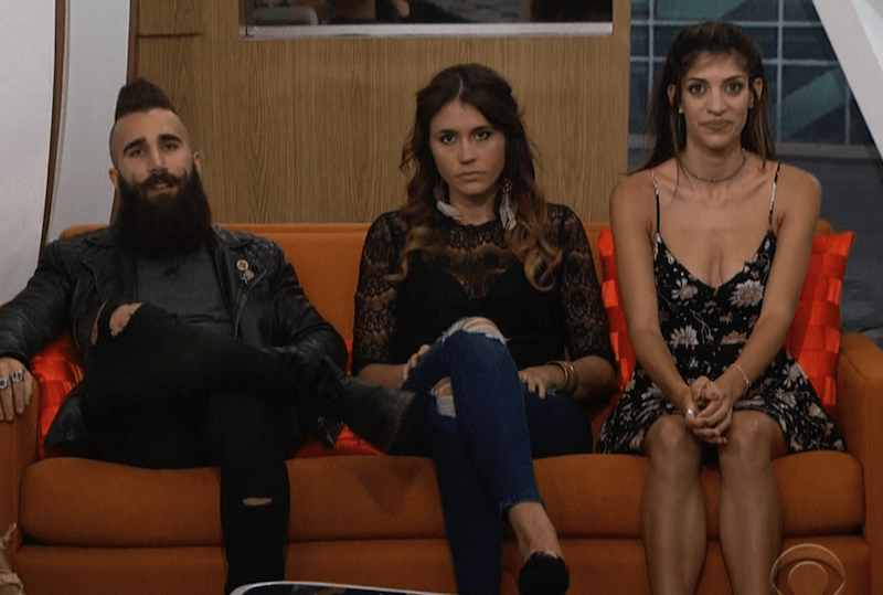 Big Brother 18: Bronte gets blindsided