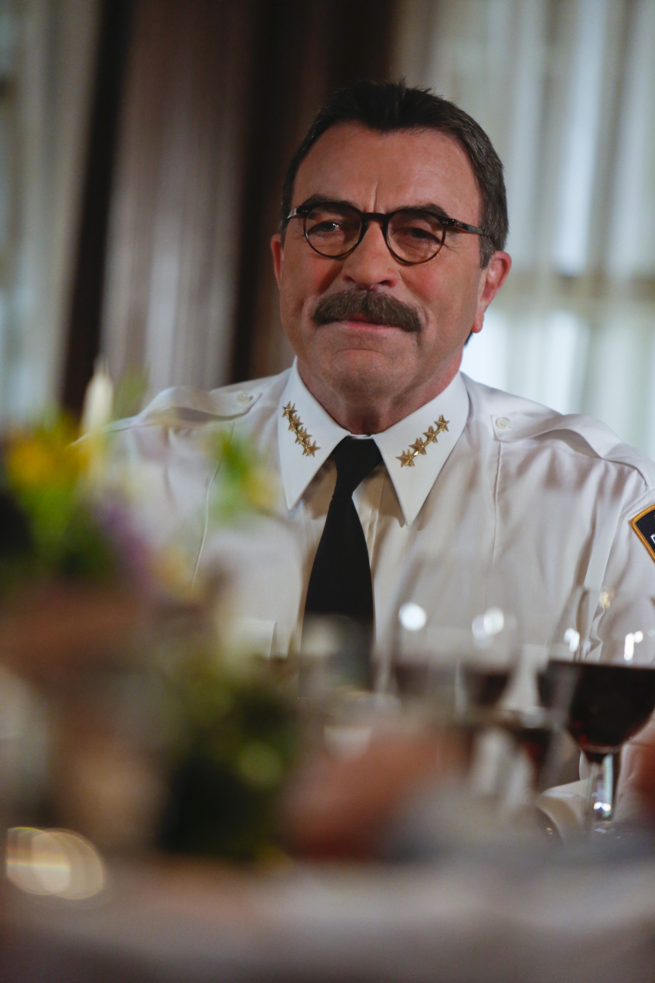 19. Tom Selleck guest-starred in nine episodes of
