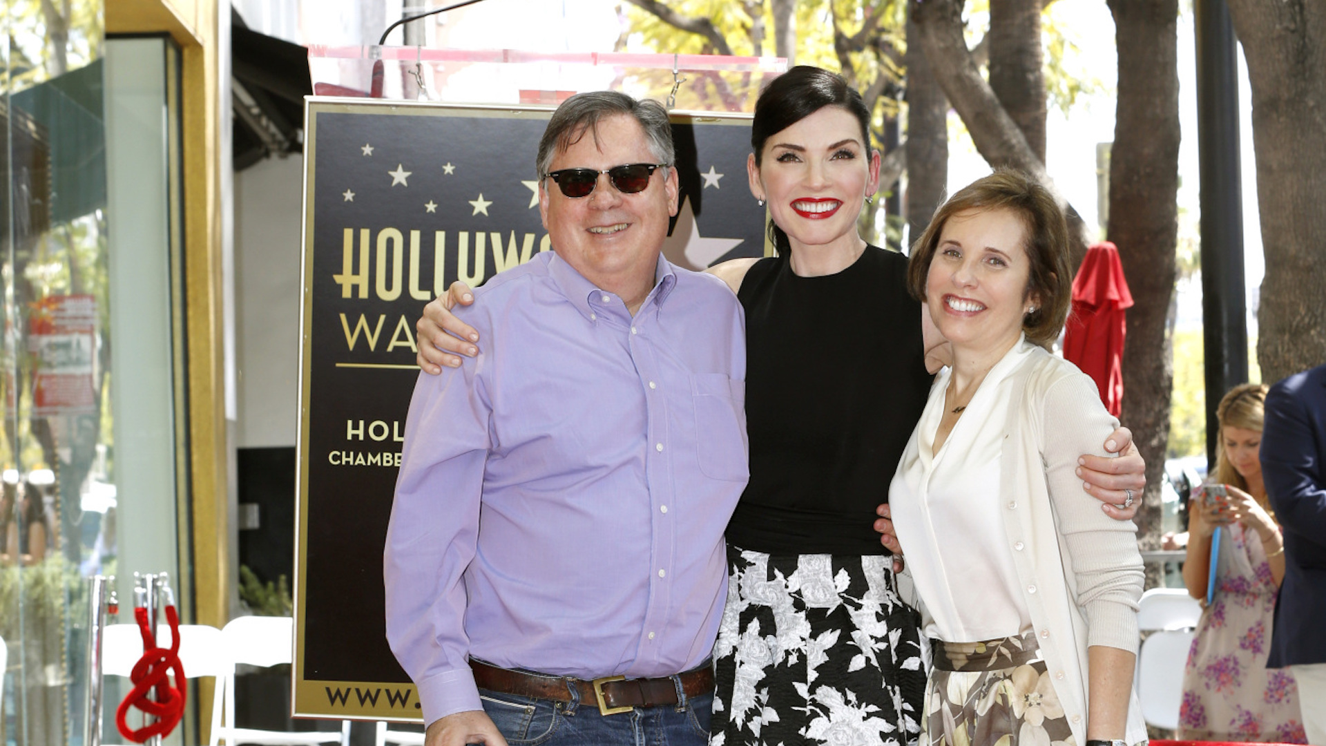 Exclusive Q&A with The Good Wife's Executive Producers, Robert and Michelle King
