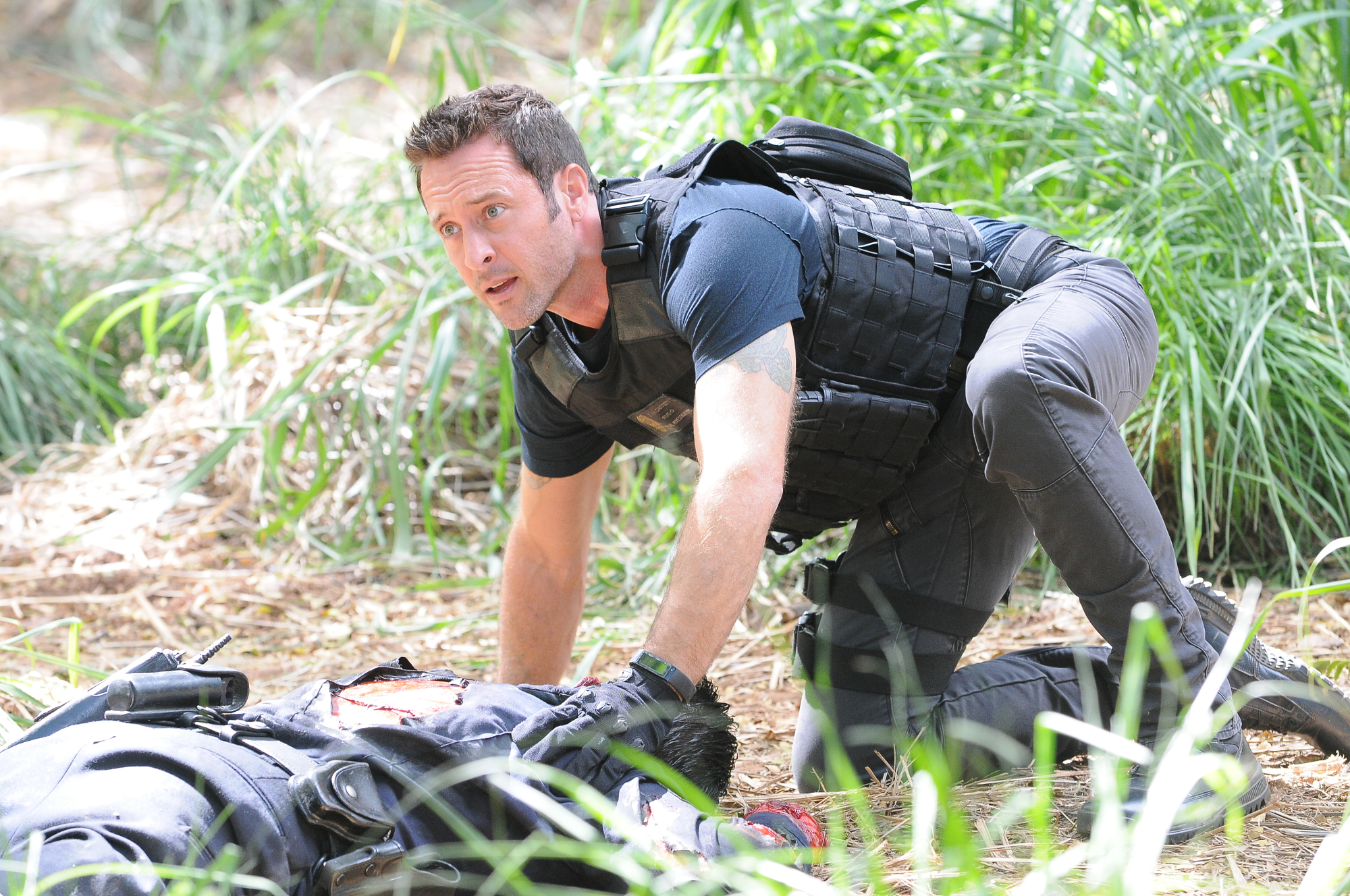 Alex O'Loughlin as Steve McGarrett