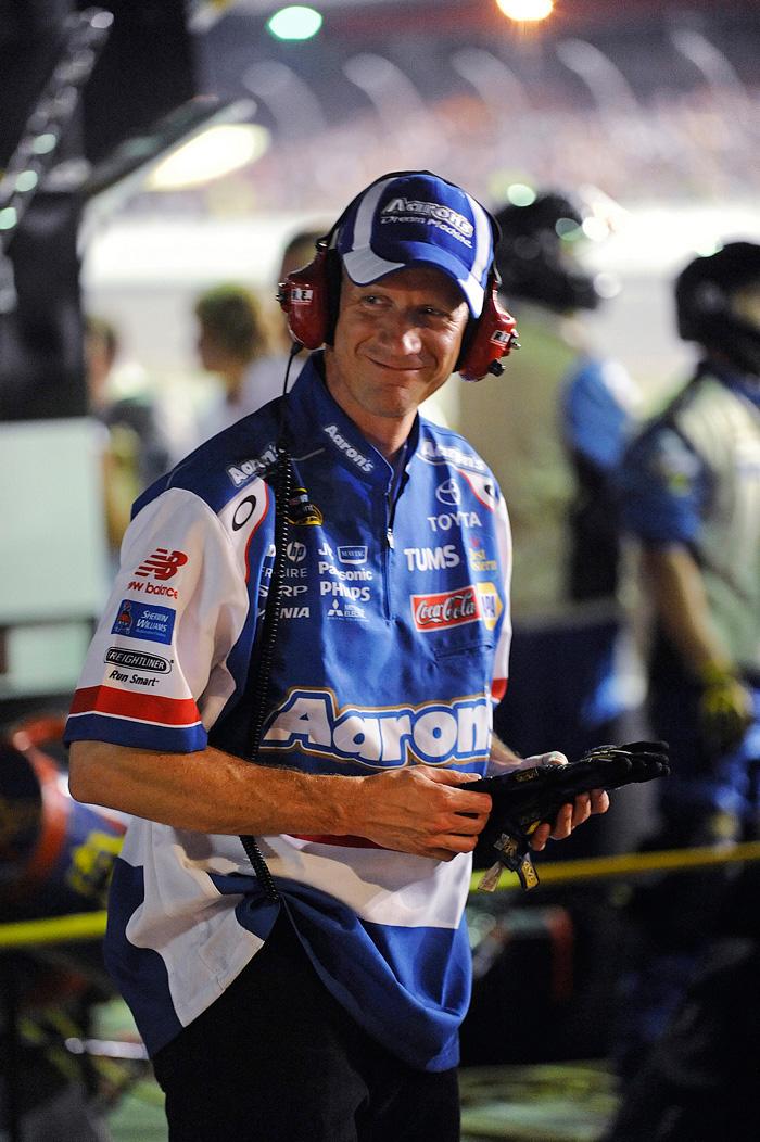 Steve Phelps - NASCAR