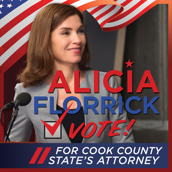 Vote for Alicia Florrick