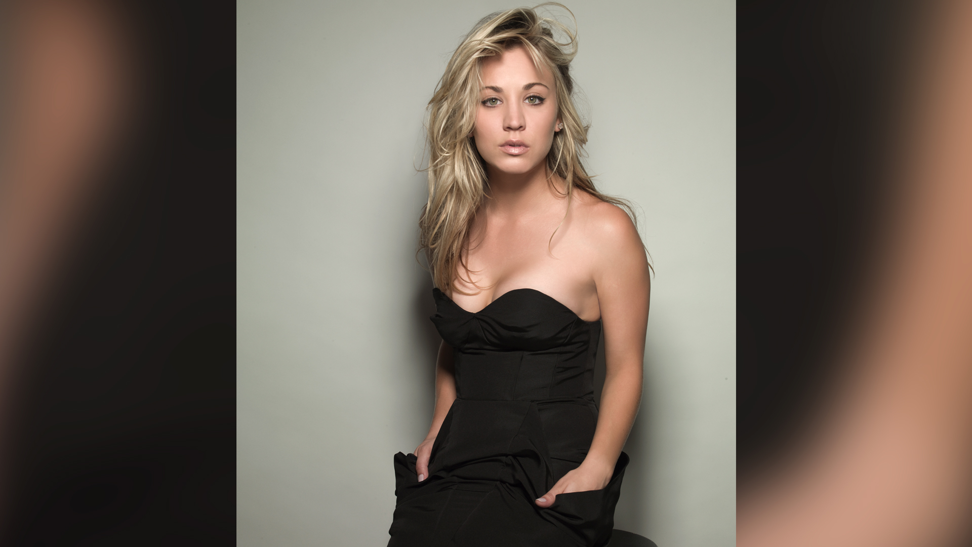 Kaley Cuoco is one gorgeous cover girl—and these pictures prove it!