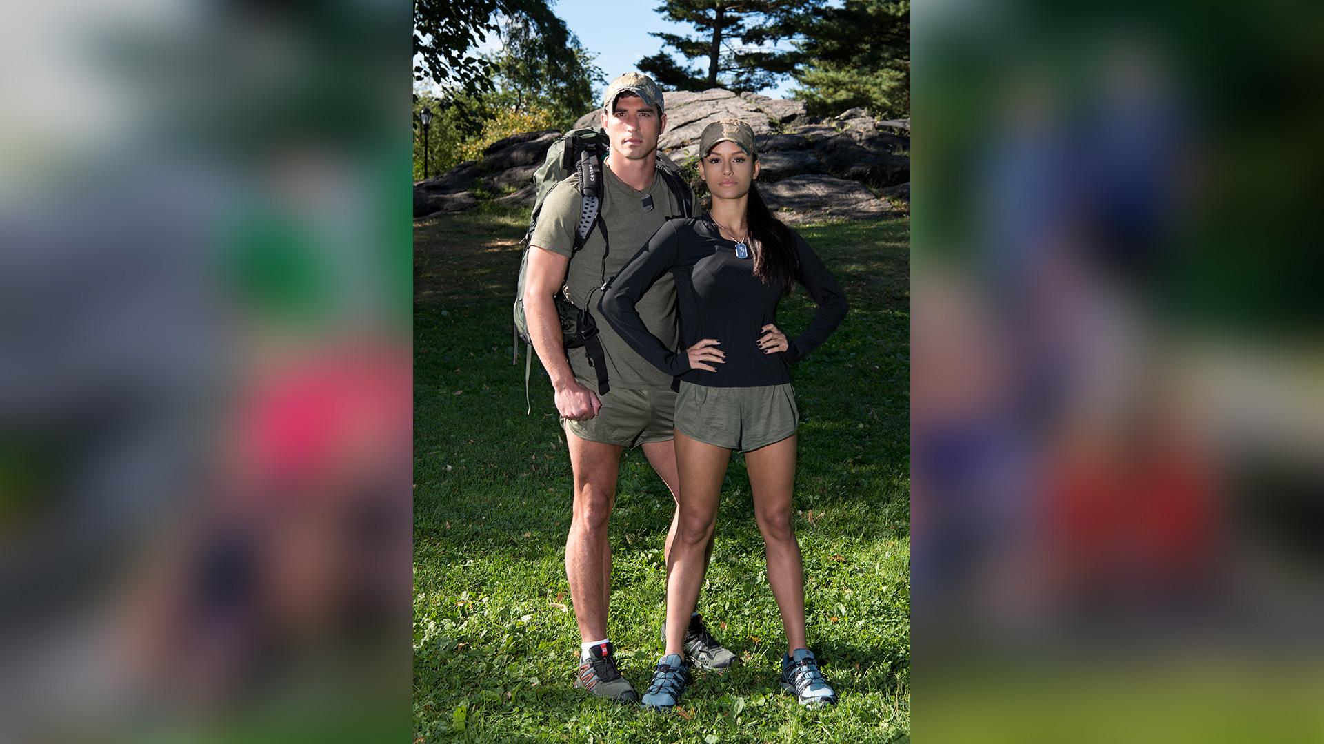 Cody Nickson and Jessica Graf (#TeamBigBrother)