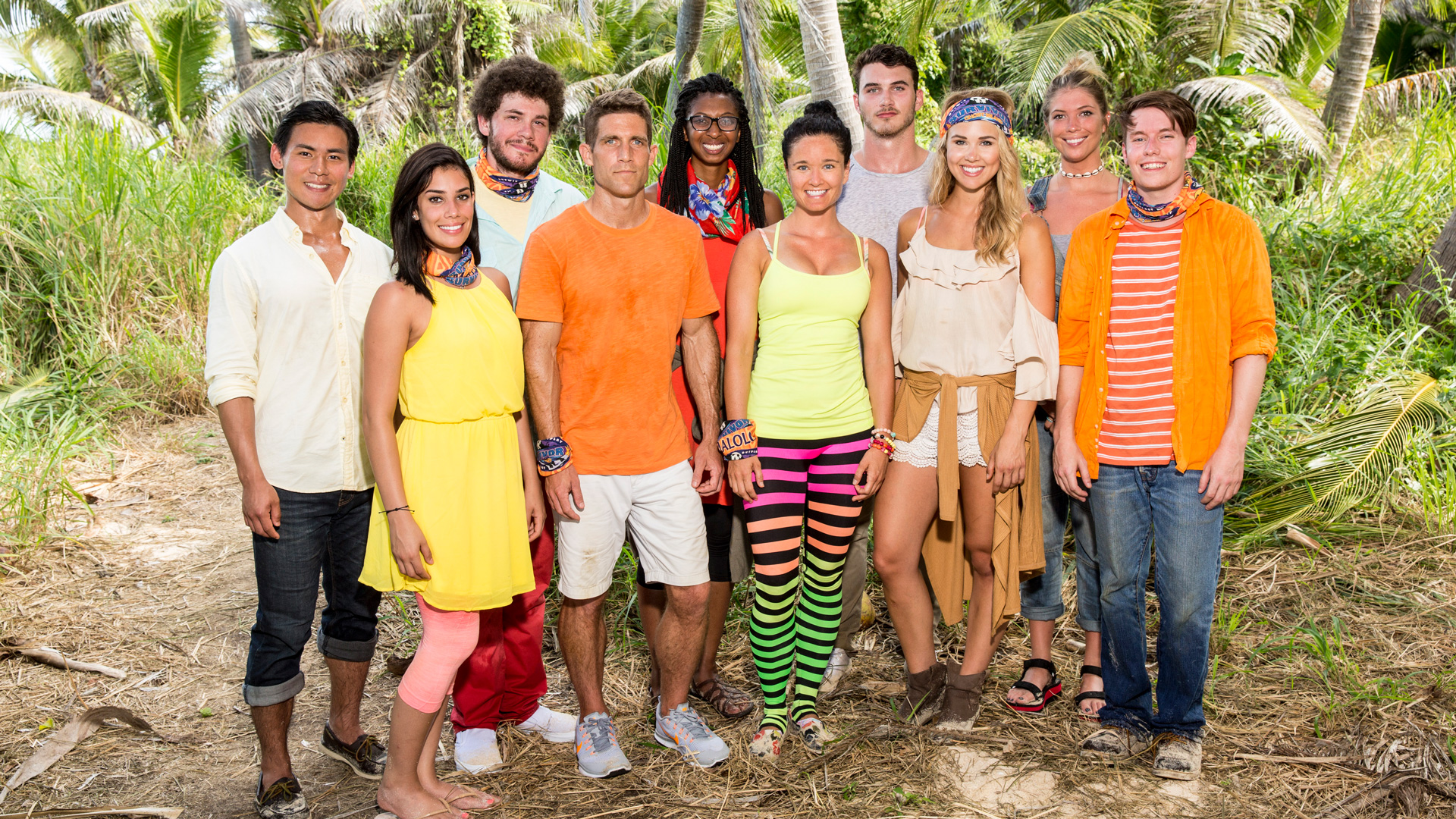 Survivor Season 36: Meet The Cast Of Ghost Island - Survivor