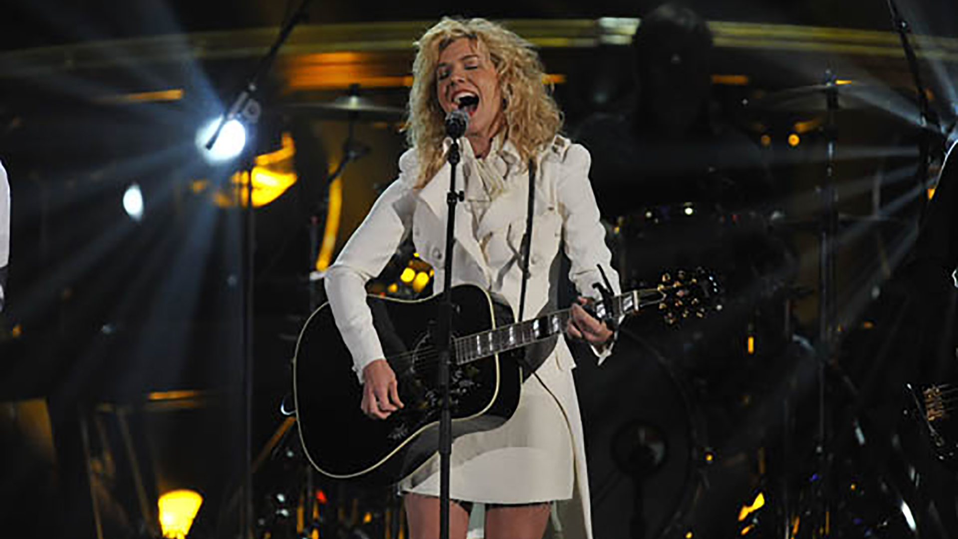 28. The Band Perry perform