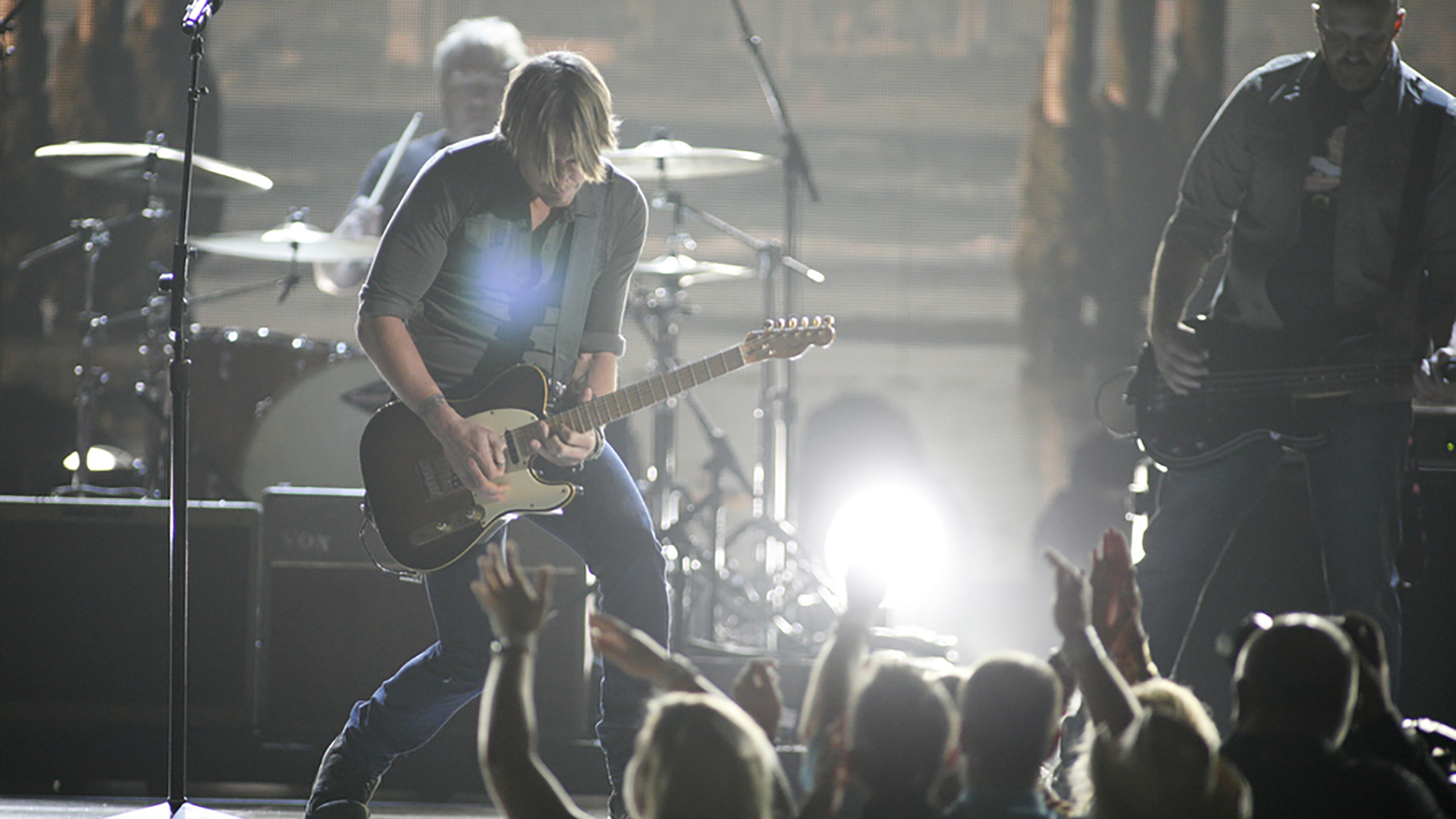 29. Keith Urban performs