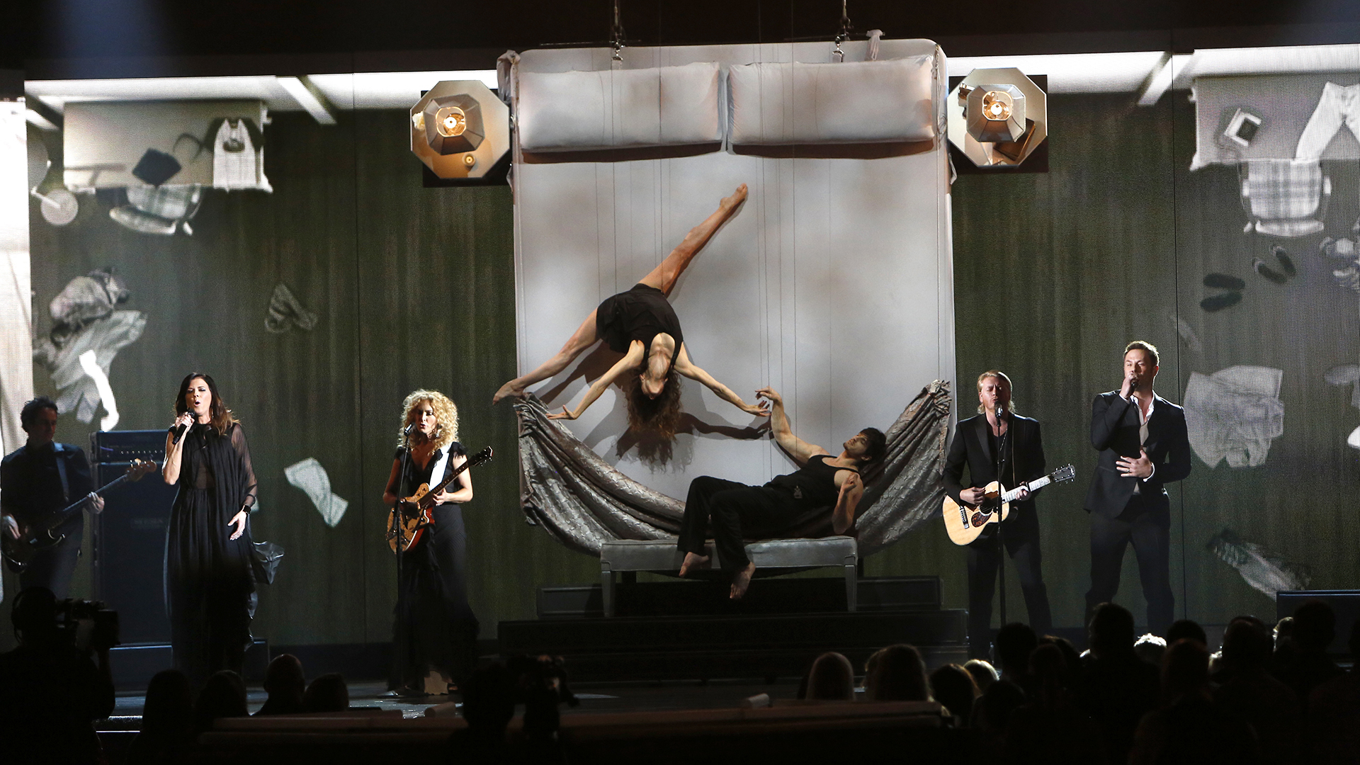 24. Little Big Town perform