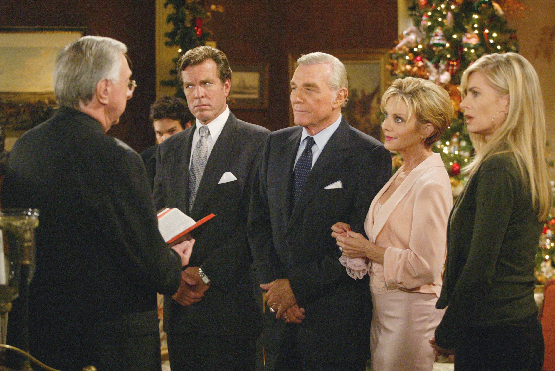 John Abbott married Gloria, despite his family's warnings.
