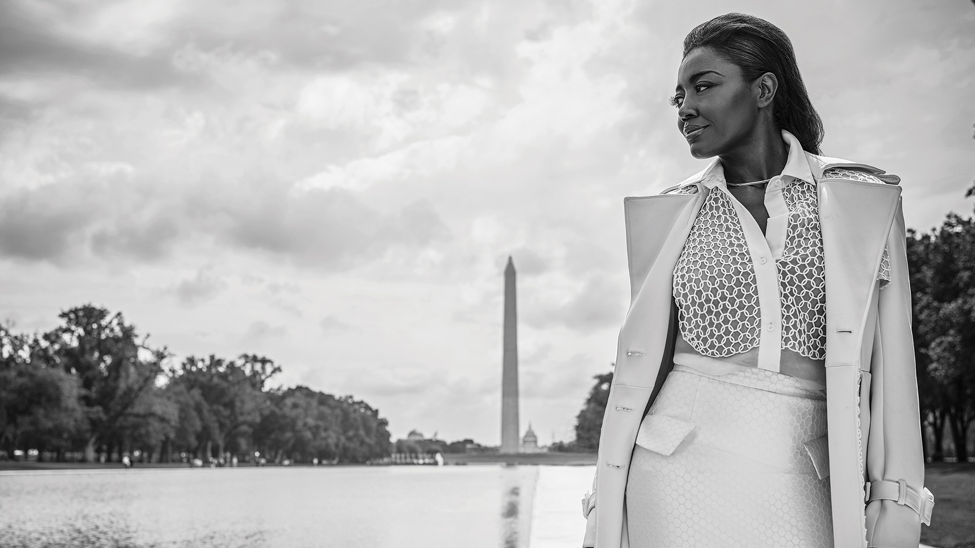 Patina Miller, Madam Secretary