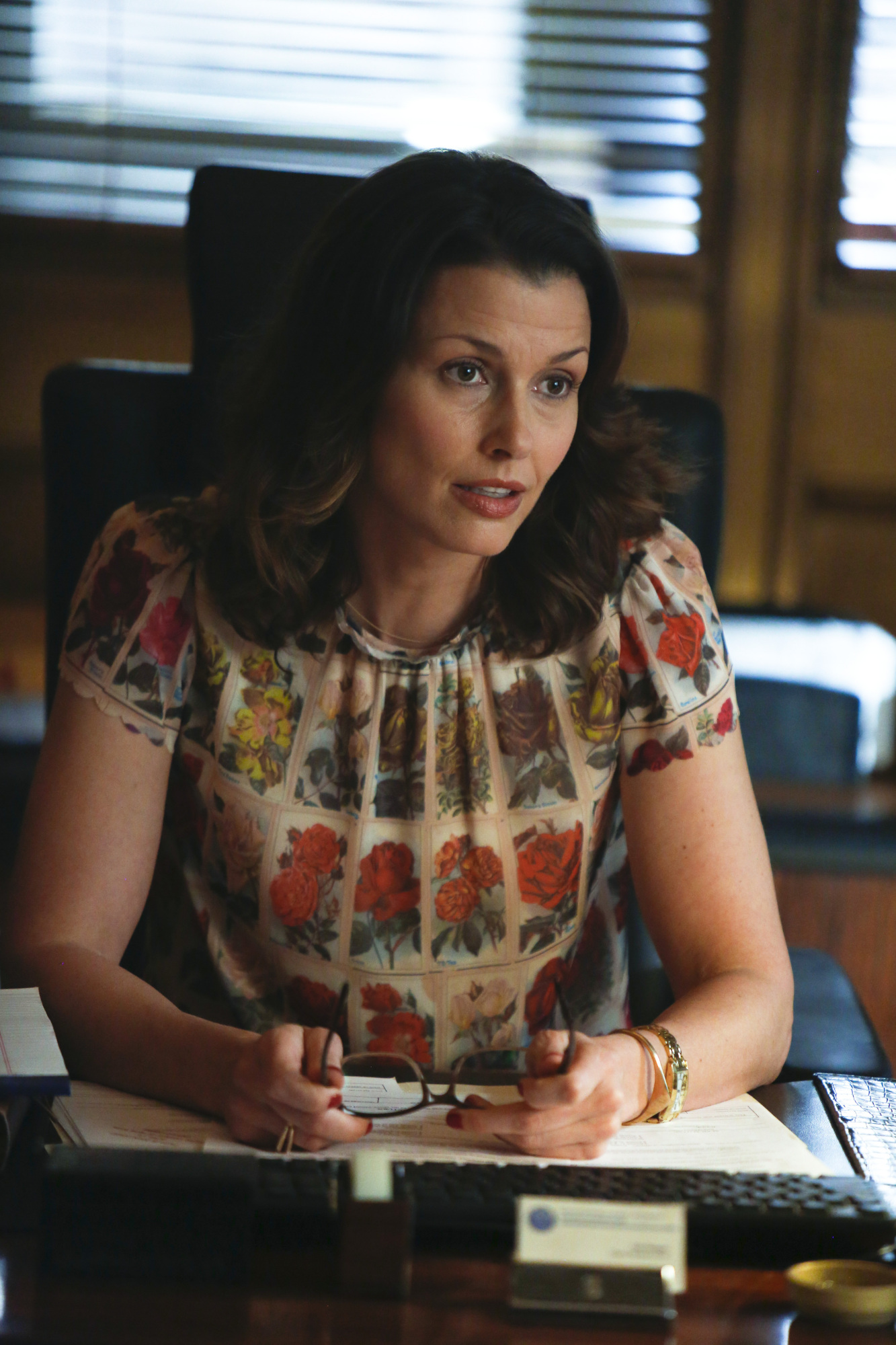 22. Bridget Moynahan has appeared in numerous blockbusters including: