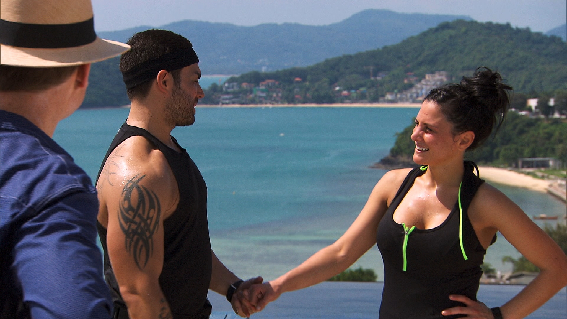 An Amazing Race proposal