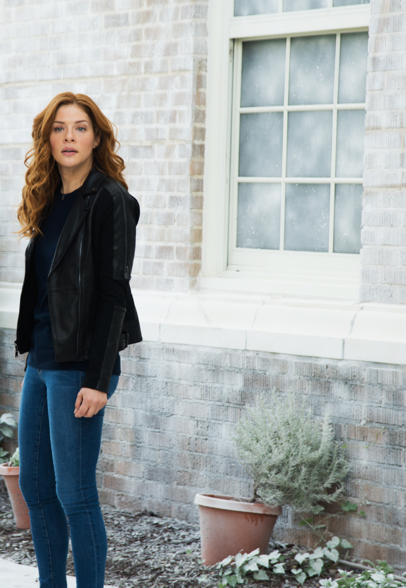 26. Rachelle Lefevre was given her first TV audition when a producer spotted her waitressing in a Montreal restaurant.