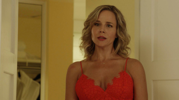 Julie Benz as Abby Dunn