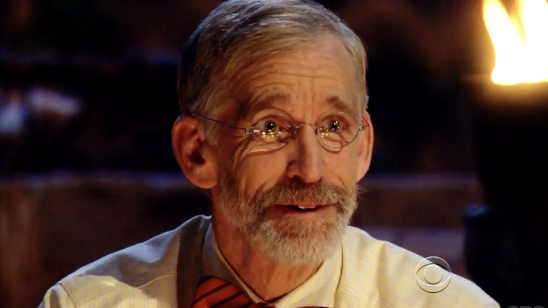 Oldest Sole Survivor: Bob Crowley, 57