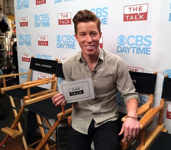 9. The Ladies Hung Out With Shaun White.