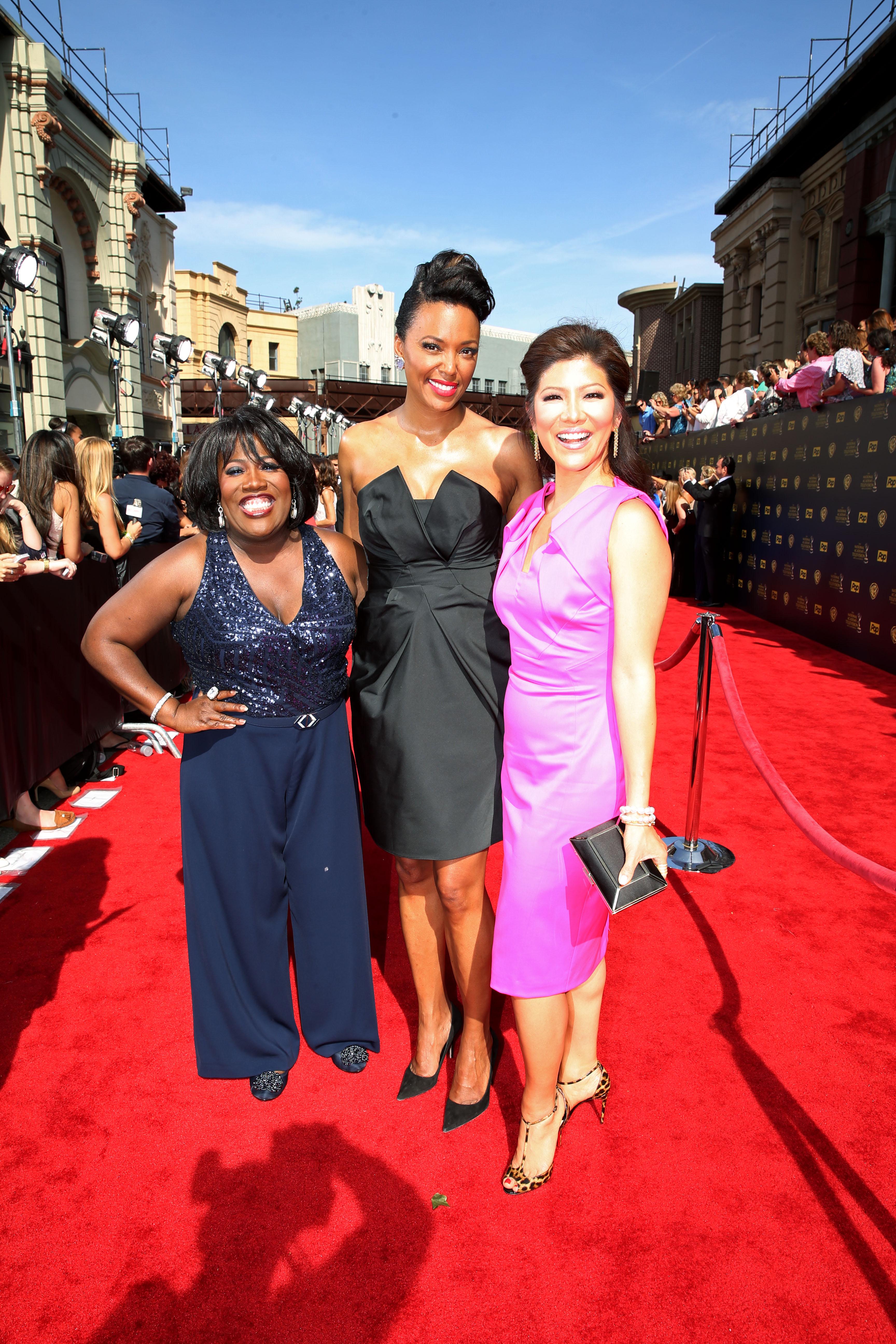 Sheryl, Aisha & Julie