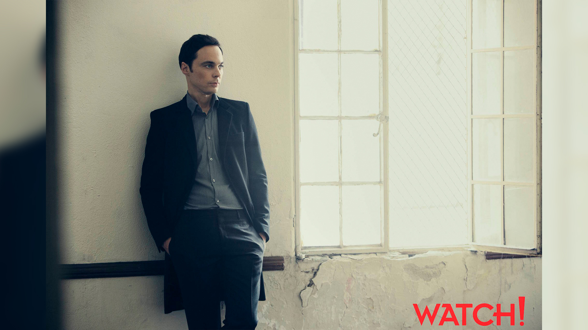 Jim Parsons is picture perfect