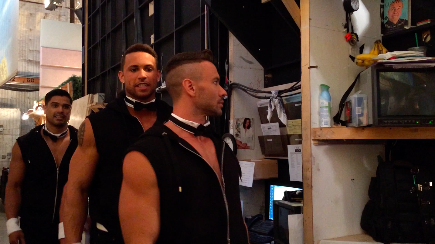 Chippendales Backstage